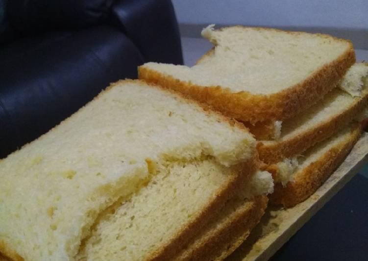 Resep Roti Tawar Rebread Oleh Maria Crishtabella Cookpad