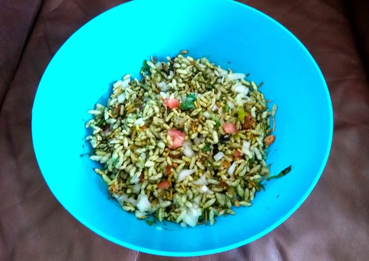 15 Minute Step-by-Step Guide to Prepare Fall Geela bhel