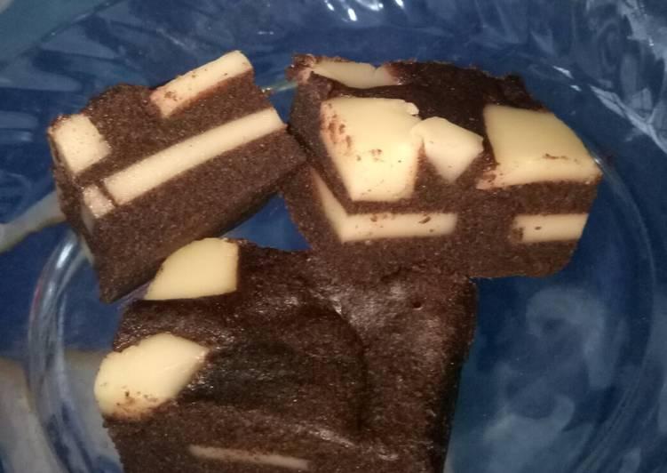 Brownies ketan hitam kukus - cookandrecipe.com