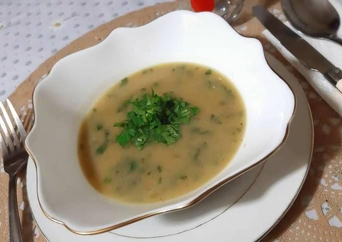 Soupe poulet légumes