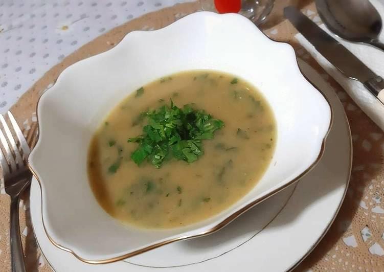 Le moyen le plus simple de Faire Appétissante Soupe poulet légumes