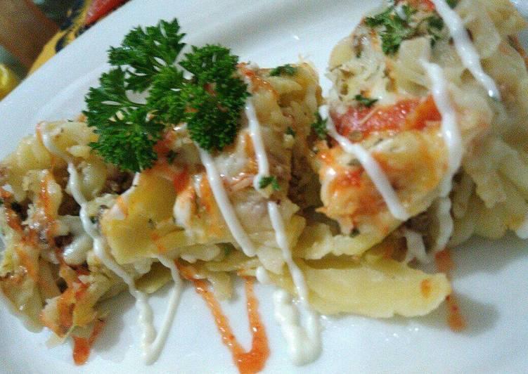Beef Lasagna With Bechamel Sauce (#Pr_Pasta)