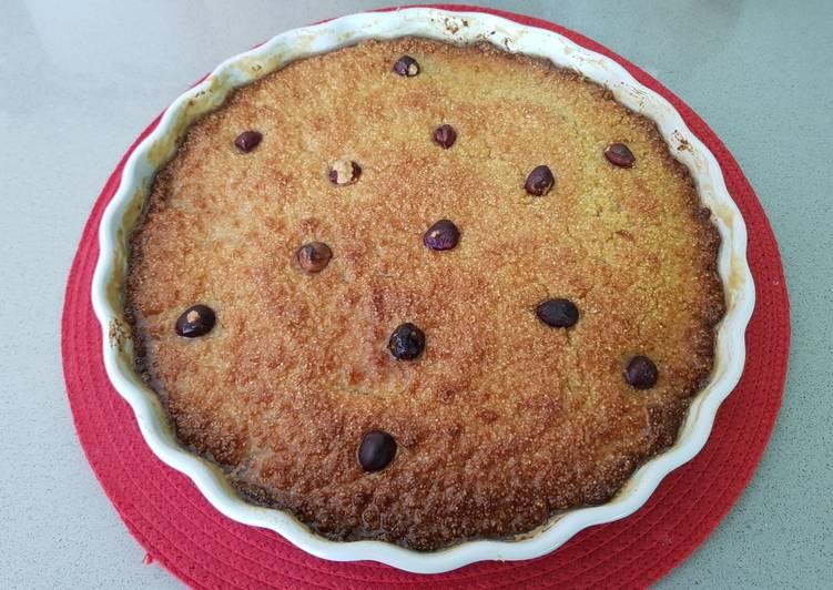 Recipe of Perfect Semolina Cake (Basbousa)
