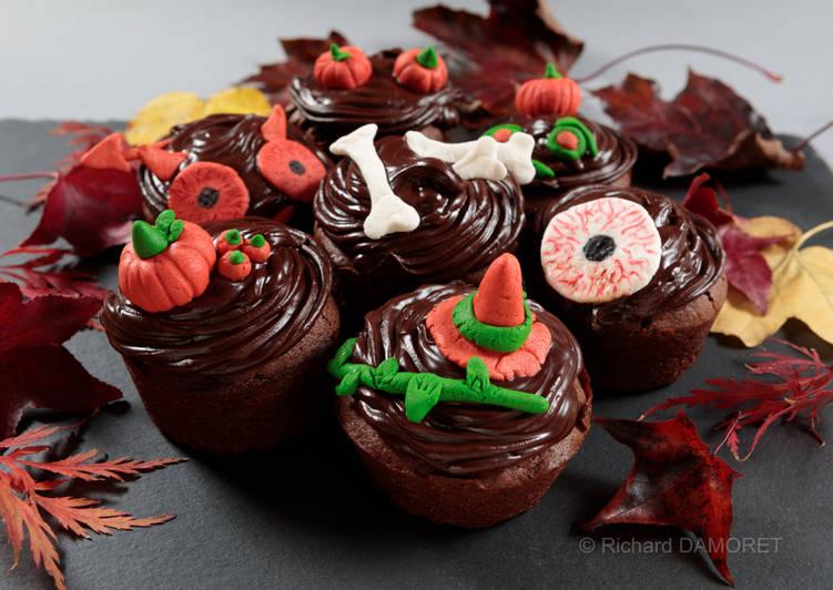 Easiest Way to Make Speedy Cupcakes chocolat insert framboises