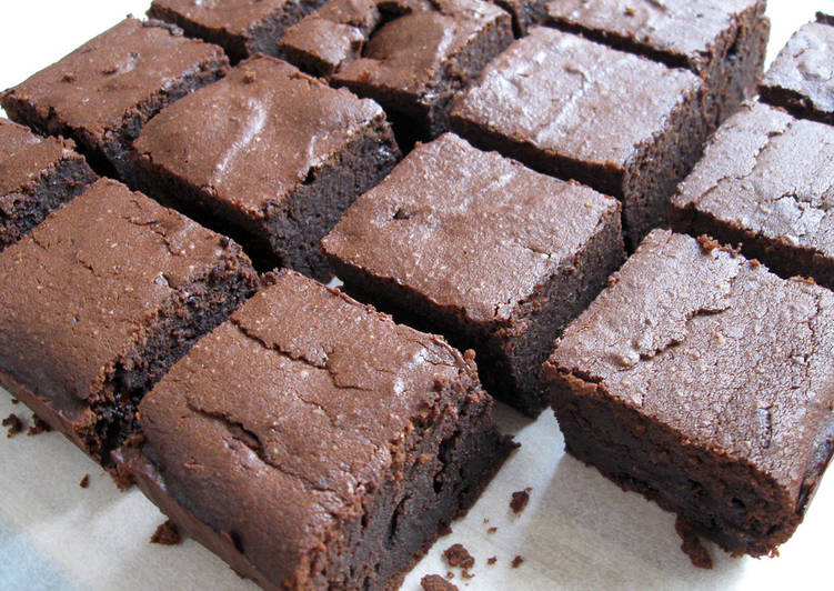 Recipe of Ultimate Butter Beans Brownie