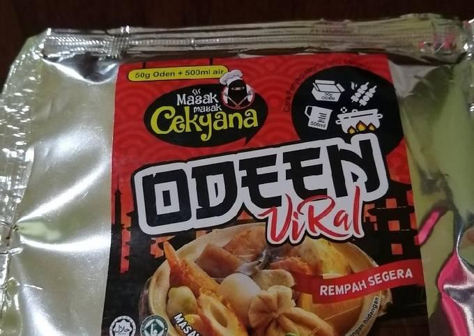 Oden viral