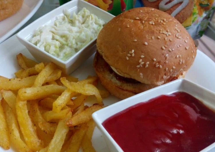 Beef Burger (simple), Apples Can Have Massive Advantages To Improve Your Health