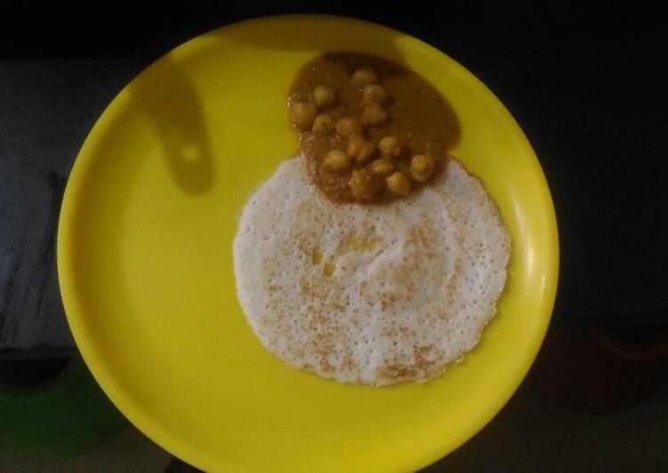 Simple Chana masala