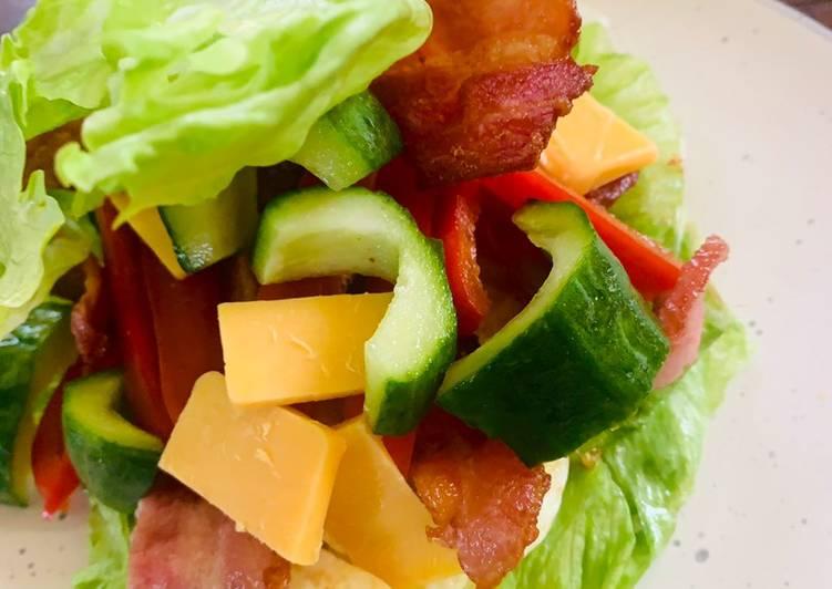 Simple Way to Make Award-winning Lettuce Sandwich