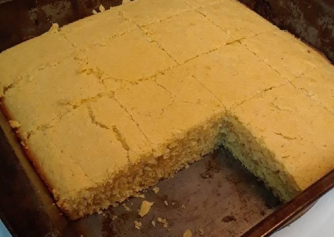 Recipe: Delicious Cornbread (Muffins or Bread)