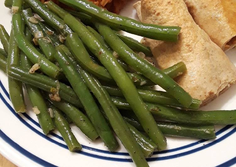 Awesome Green Beans