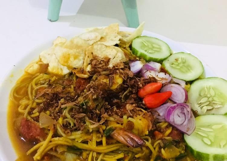 Mie Aceh (bisa untuk kuah/goreng)