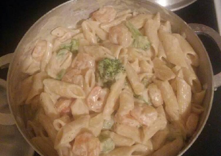 pasta con salsa de brocoli receta