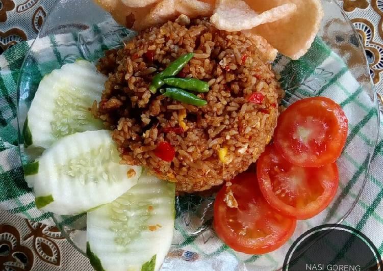 Resep Nasi Goreng Udang Rebon Favorit