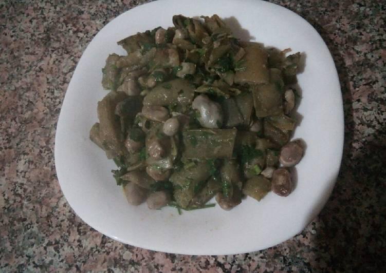 Recette: Délicieux Salade de fève