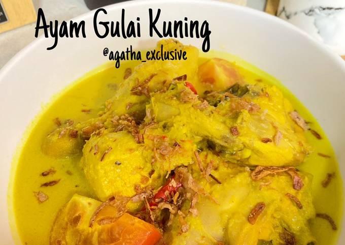 Ayam Gulai Kuning