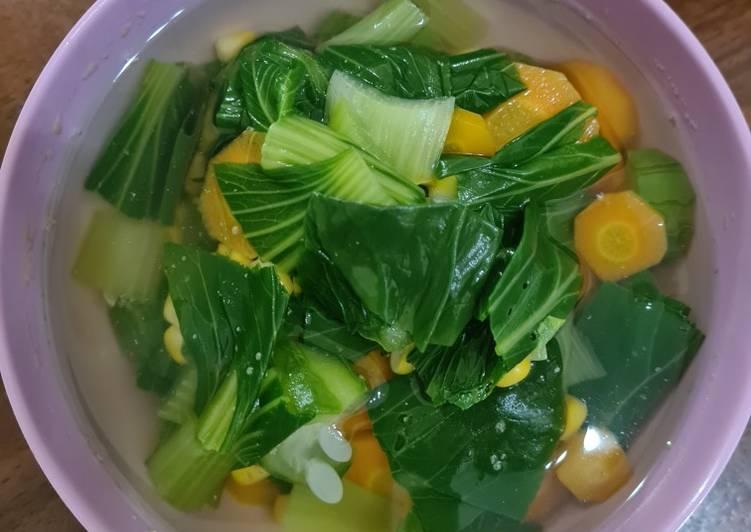 Sayur bening sehat maknyusss
