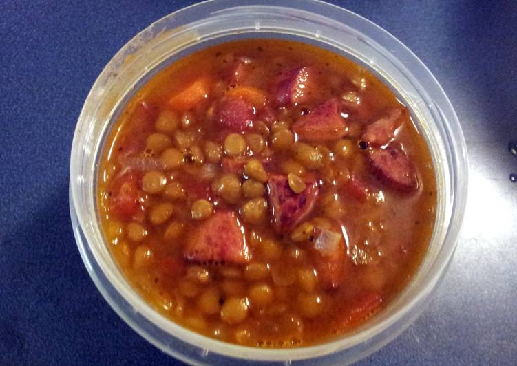 Listen To Your Customers. They Will Tell You All About Grandmas lentil soup