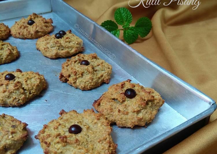 Cookies Oat Kulit Pisang