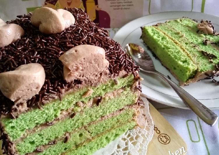 40.) Ice Milo Cake