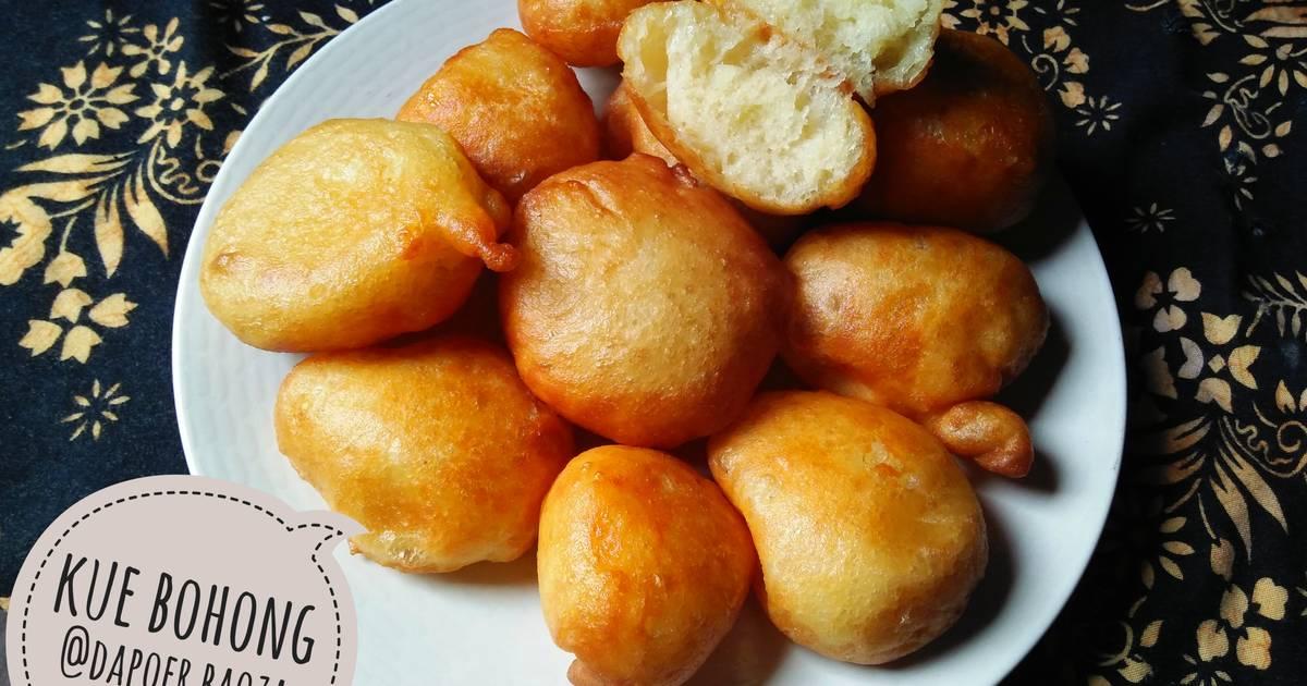 Resep Kue Bohong Odading Oleh Nurul Udhiyah Bakri Cookpad