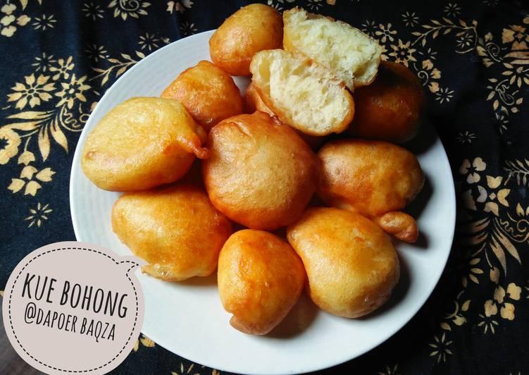 Kue Bohong / Odading