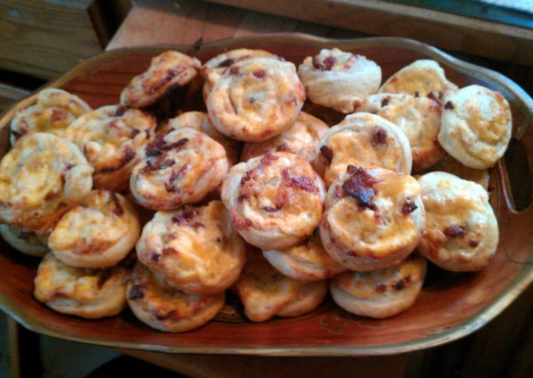 Tinklee's  Bacon & Cheese Pinwheels, What Are The Advantages Of Eating Superfoods?