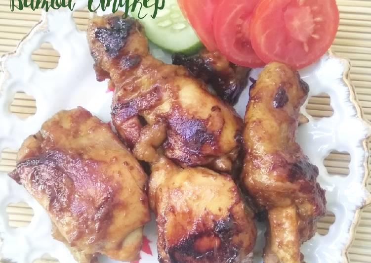 Ayam Bakar Bumbu Ungkep