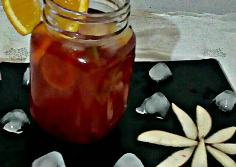 Recipe of Ultimate Mix fruit juice