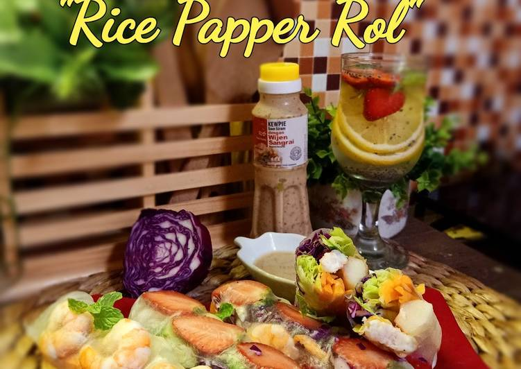 Rice Papper Roll