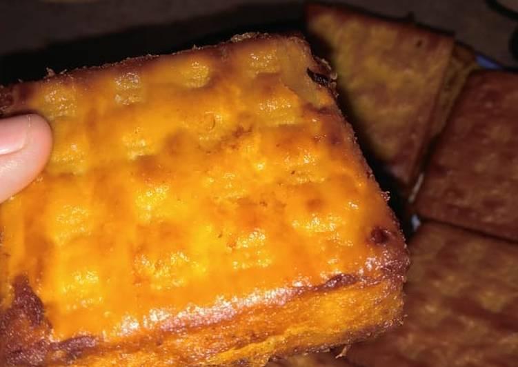 Resep Roti Gabin Tape ala ala 😁 Paling Enak