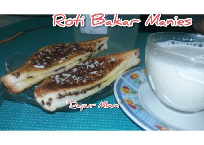 Roti Bakar Manis