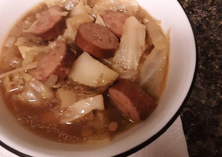 Sunday Fresh German Oktoberfest Stew