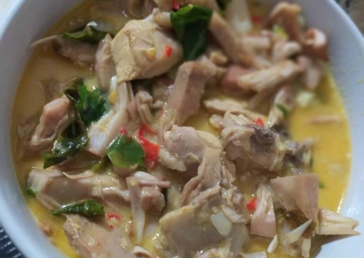 34. Gulai Nangka Ayam