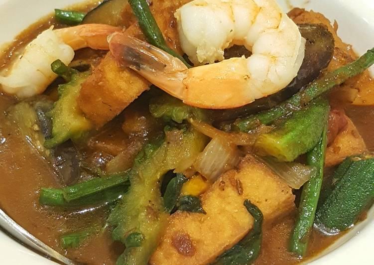 Resep 20 Tofu Pinakbet Sayuran Khas Filipina Bikinramadanberkesan Oleh Amalia Dapurngepul Com Cookpad