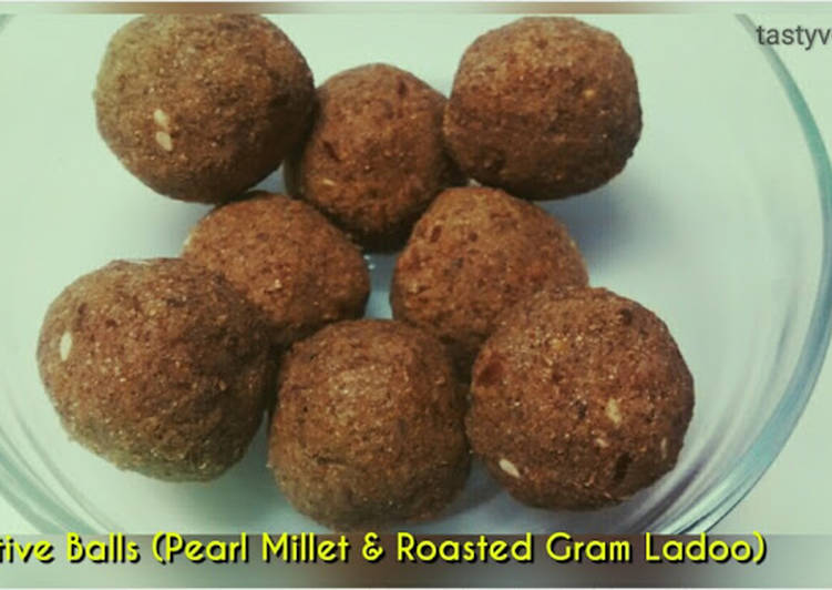 How to Make Yummy Protein Millet Ladoo, Quick Ladoo Recipe