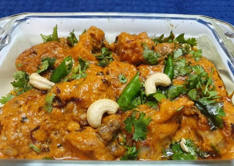 Mughlai Chicken Gravy