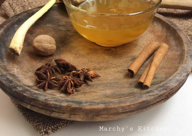 Recipe: Perfect Herbal Tea (Earlia Natalie)
