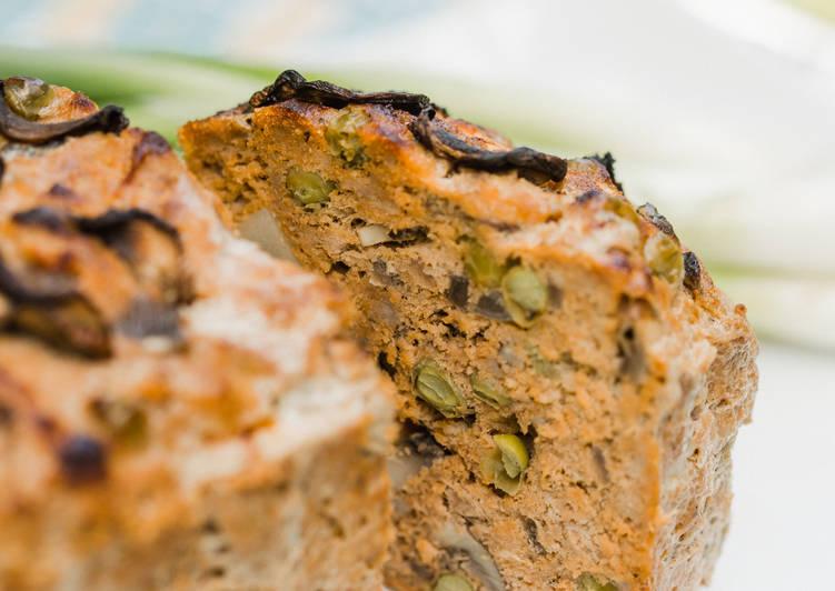 Gourmet Turkey Meatloaf