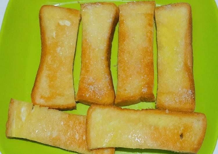 Resep Bagelen Roti Tawar Terenak