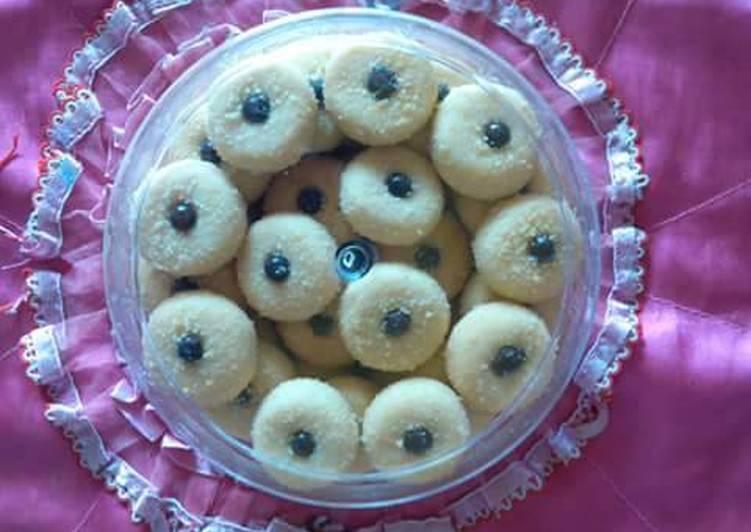 Resep Cookies Monde Susu Oleh Mike Erfiana O Dkitchen Cookpad
