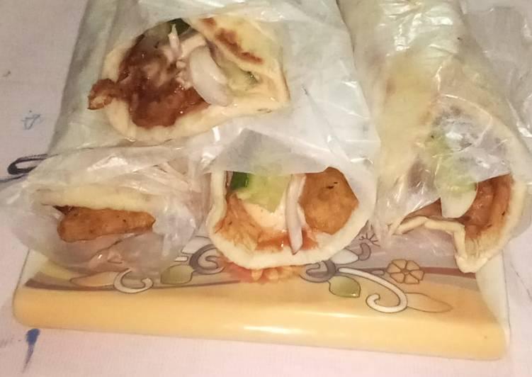 Zinger Shawarma's