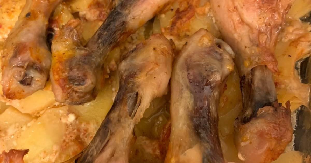 Куриные головы рецепты с фото