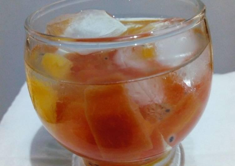 Es Buah/ Fruit Cocktail