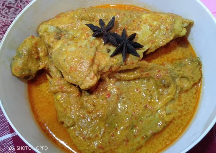 Resep Gulai ayam padang yang Menggugah Selera