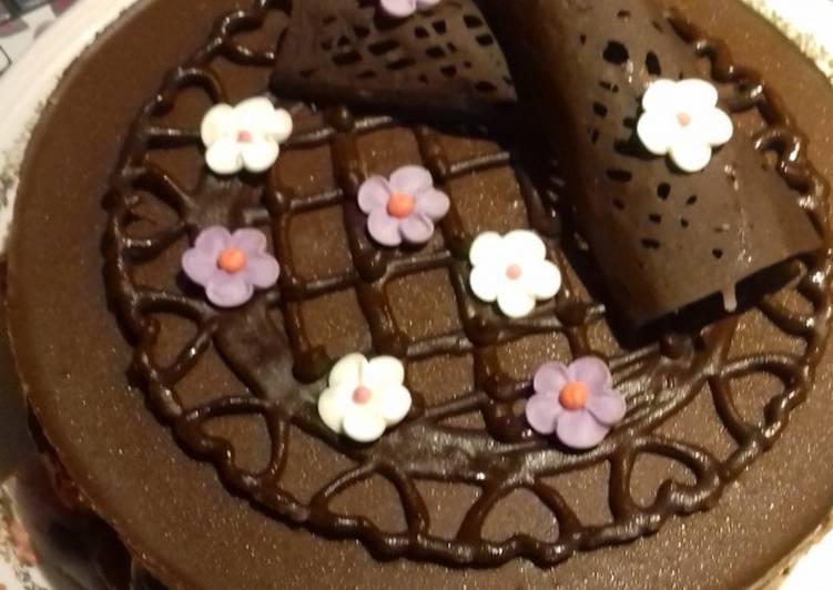 🍰 Fraisier Chocolat 🍫