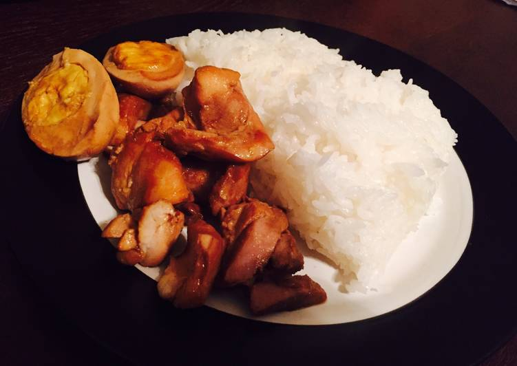 Recipe of Award-winning Supani (Sour Nimono)
