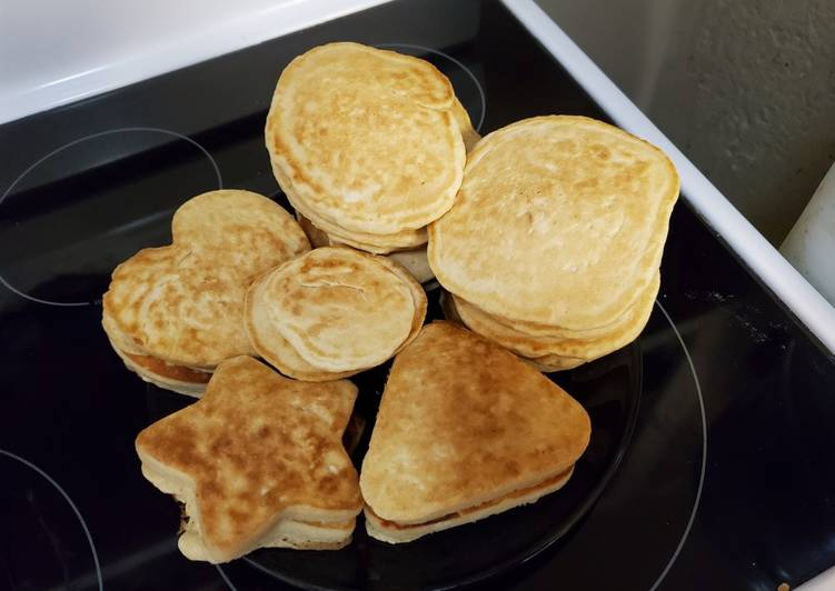 Step-by-Step Guide to Make Award-winning Good Ole' Fashioned Pancakes