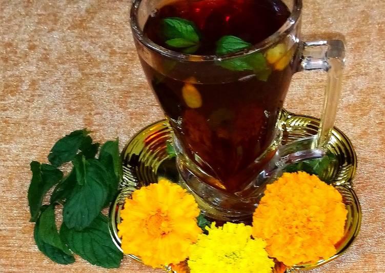 Sulaimani tea/ Arabic tea