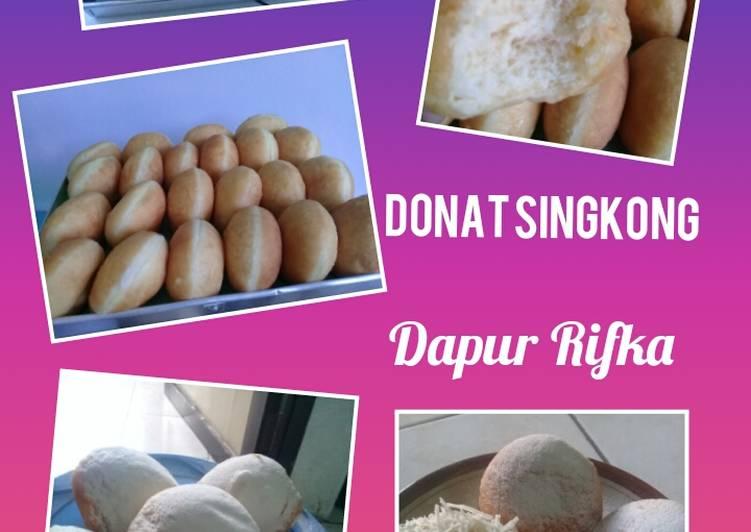 Donat Singkong